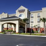 Fairfield Inn & Suites by Marriott Charleston North/Ashley Phosphate is near James Island