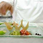 Culinary experiences at Punta Bonita