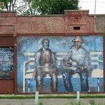 Tutwiler Depot Mural
