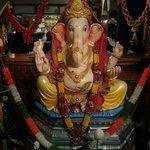 The Ganesha!