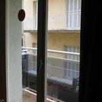 balcone al primo piano