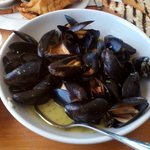 Bowl of Mussels....Yummy!