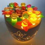 NZ designed and handmade resin/ceramic lights