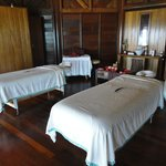 The INCREDIBLE Hina Spa. Treatments and staff are outstanding!