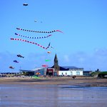 Kite Festival at Newbiggin Maritiem Centre
