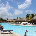 Pool White Sand