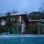 exquisita piscina
