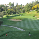 The first golf course to be designed by Severiano Ballesteros