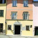La facciata dell'Hotel Paese Corvara