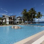 Villas near the Infinity Pool