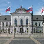 Presidential Palace virtually next door on main roundabout, has lovely gardens & free access.