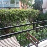 Deluxe Apt 1 -Balcony with private garden