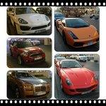 Такие машины в Дубаи не роскошь - это средство передвижения