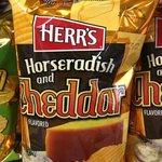 Horseradish and Cheddar