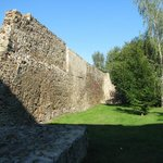 Beroun city walls