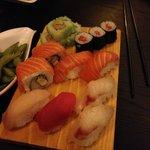 Sushi van Sashimi