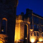 The venue for the Wedding (Dalhousie Castle)