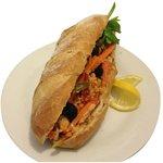 Pyramid Sandwich