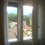 Bedside Window