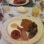 Breakfast... Yum!