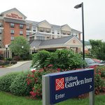 Hilton Garden Inn Franklin Welcome