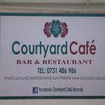 Zdjęcie The Courtyard Cafe
