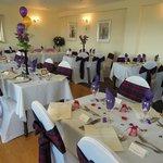 Solway Lodge Reception Room