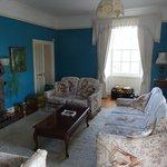 Packenham Suite sitting area