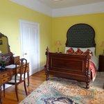 Bedroom in the Packenham Suite