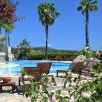 Galanias Hotel & Retreat Domos Galanas Foto