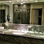 Amazing bathroom - Ralph Lauren Suite