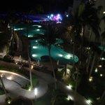 Vista desde la Habitacion Nocturna
