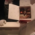 Custom selection of chocolates