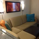 Couch/living space