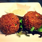 New Orleans Style Crab Cake w/ Cajun Remoulade