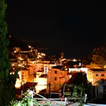 amalfi ... by night