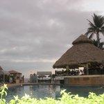 Pool and Palapa bar