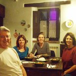 Kitchen in Il Granaio