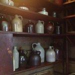 Bathroom jug collection
