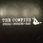 The Cowfish Menu & Statemen: Sushi,Burgers, and Bar
