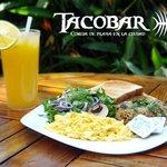 $3 breakfast specials at Tacobar