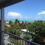 Hillside villa view - no filter!