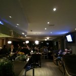 Comedor y bar
