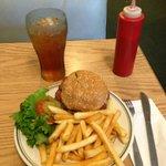 Bubba's Pastrami Burger