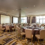 Diamond is the main meeting room in the hotel, boasting a beautiful view of the city.