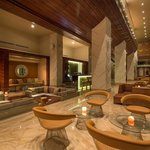 Ginger, an authentic and exotic lounge, restaurant and sushi bar.