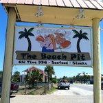 located on st. George island