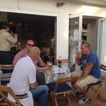 Quarterdeck bar, cala d'or