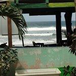 Chicken shack, Playa Maderas