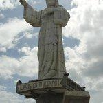 Jesus overlook San Juan del Sur